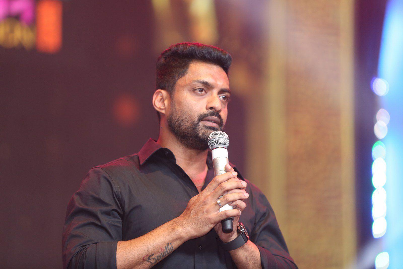 Aravinda Sametha movie pre release event 10