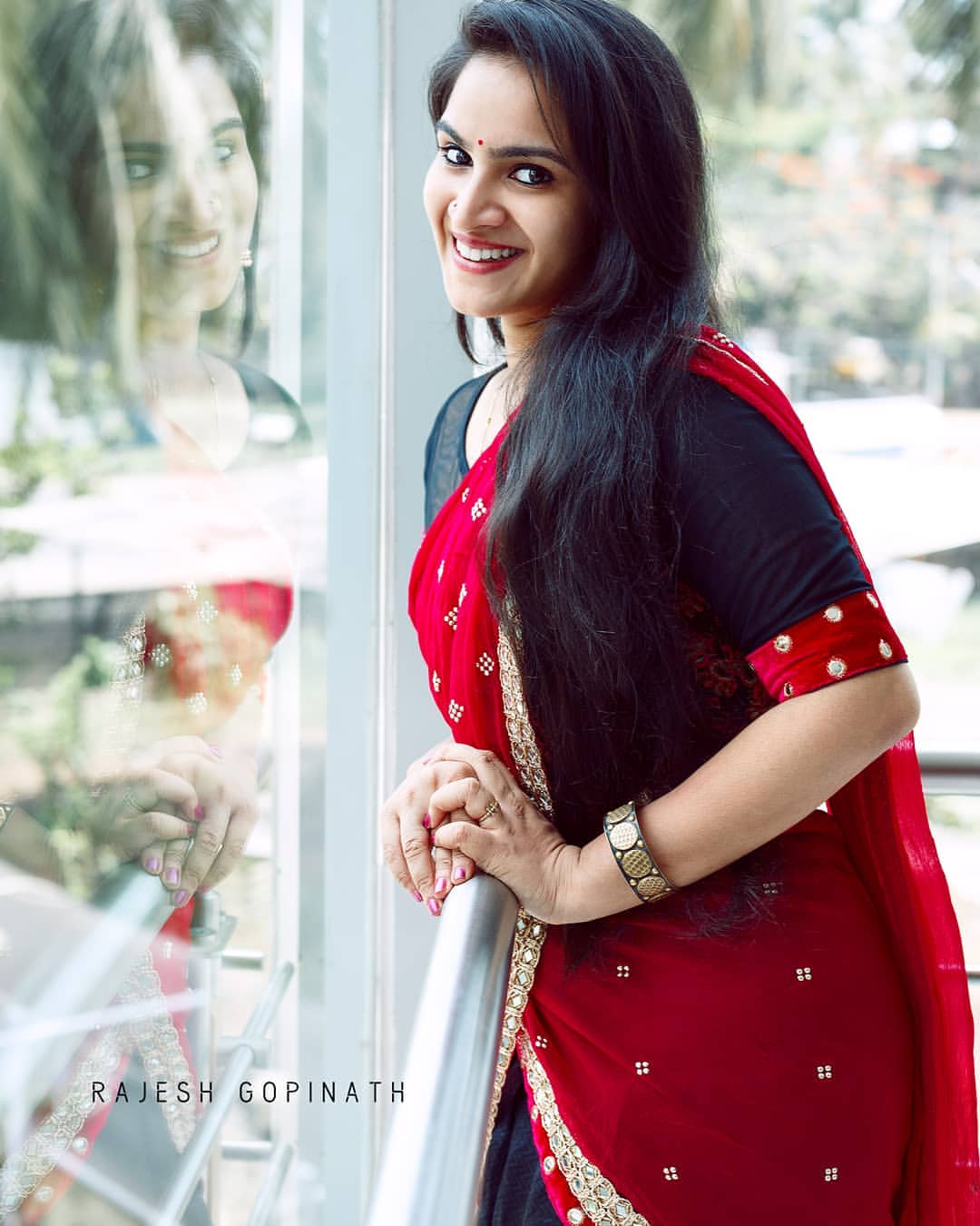 Architha Anish Serial actress images