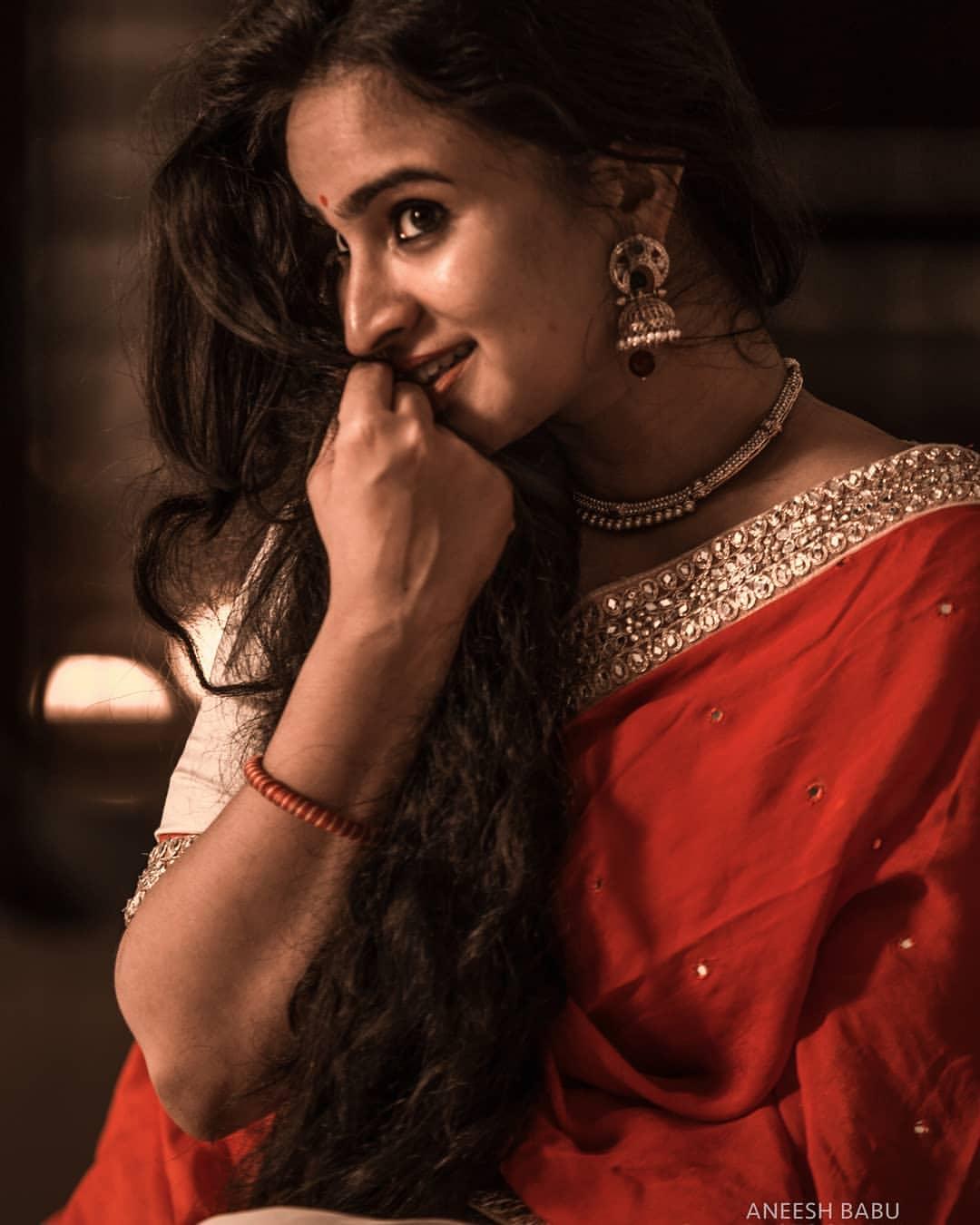 Architha Anish actress photos