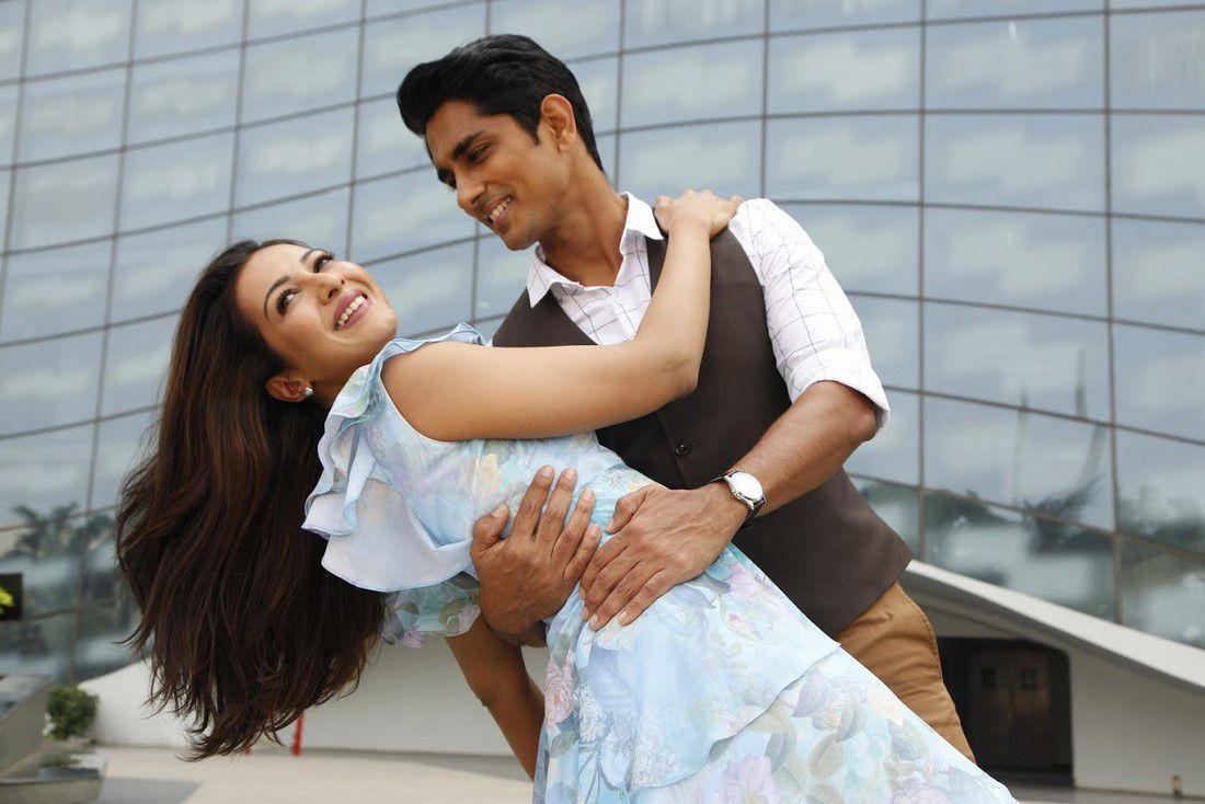 Aruvam Movie Siddharth Catherine Tresa Photos (6)