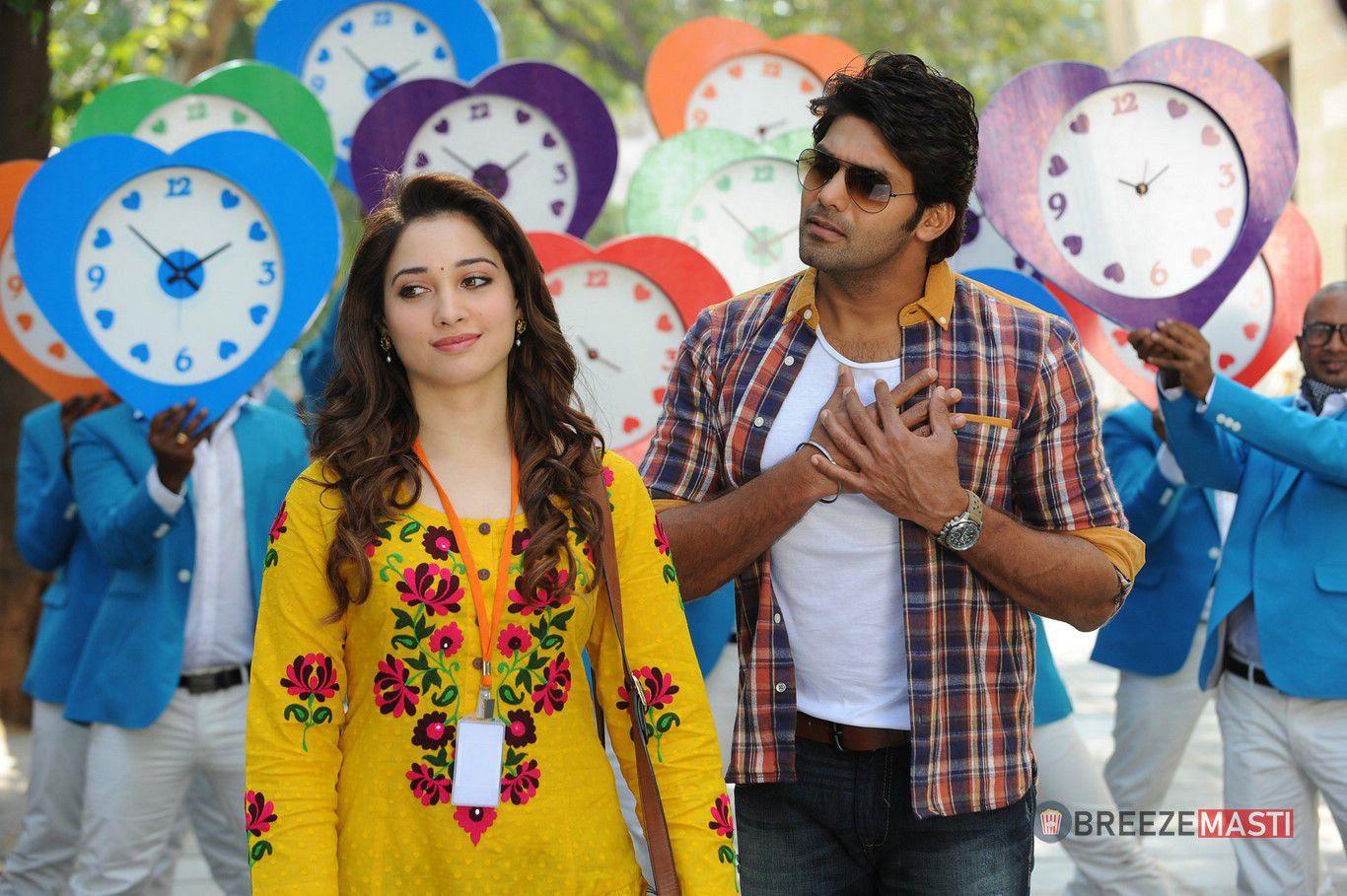Arya Tamanna in Aishwaryabhimasthu Movie Stills 3