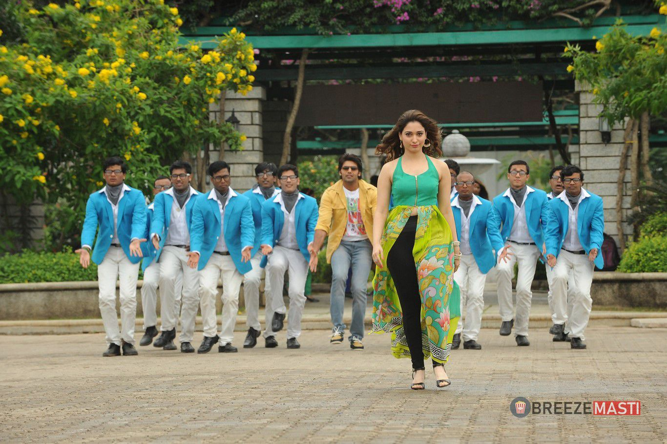 Arya Tamanna in Aishwaryabhimasthu Movie Stills 8