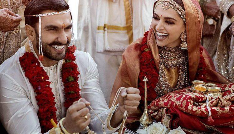 Deepika Padukone Ranveer Singh marriage photos