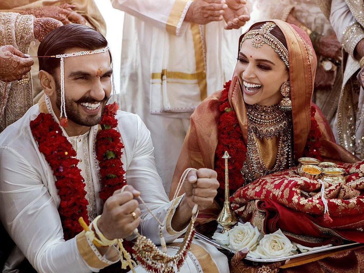 Deepika Padukone Ranveer Singh marriage photos