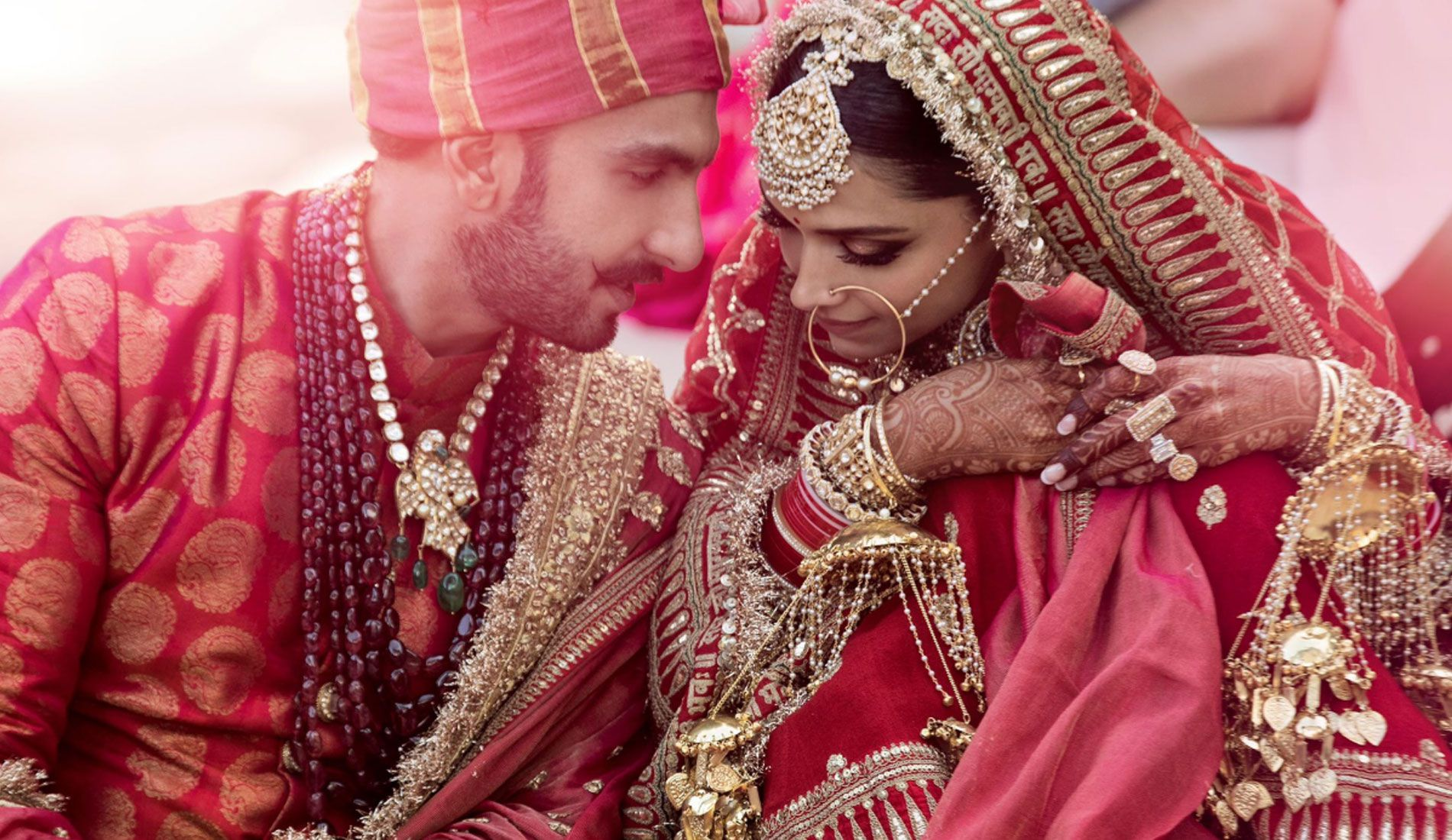 Deepika Padukone Ranveer Singh wedding HD photos