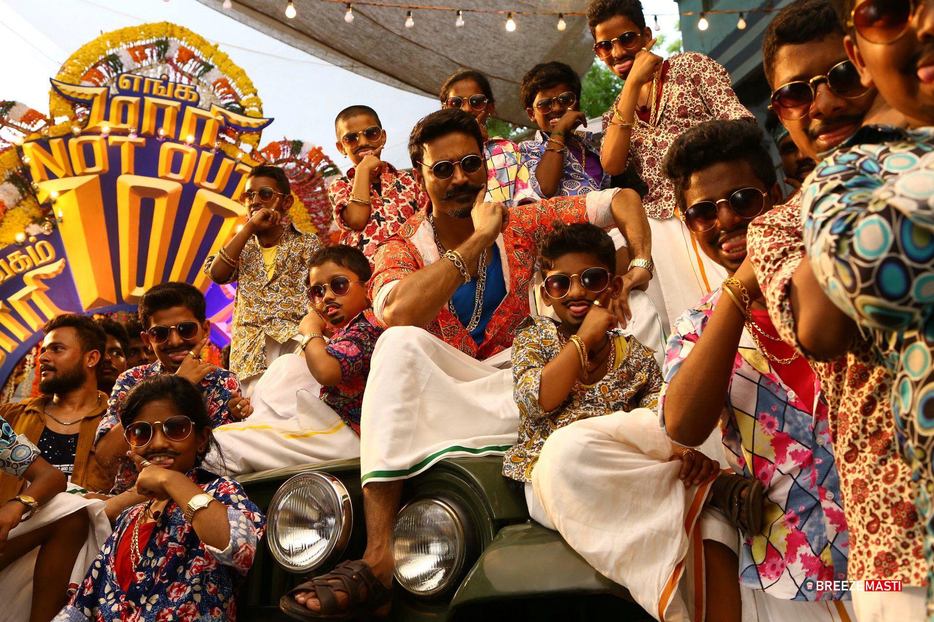 Dhanush - Maari 2 movie High Quality photos