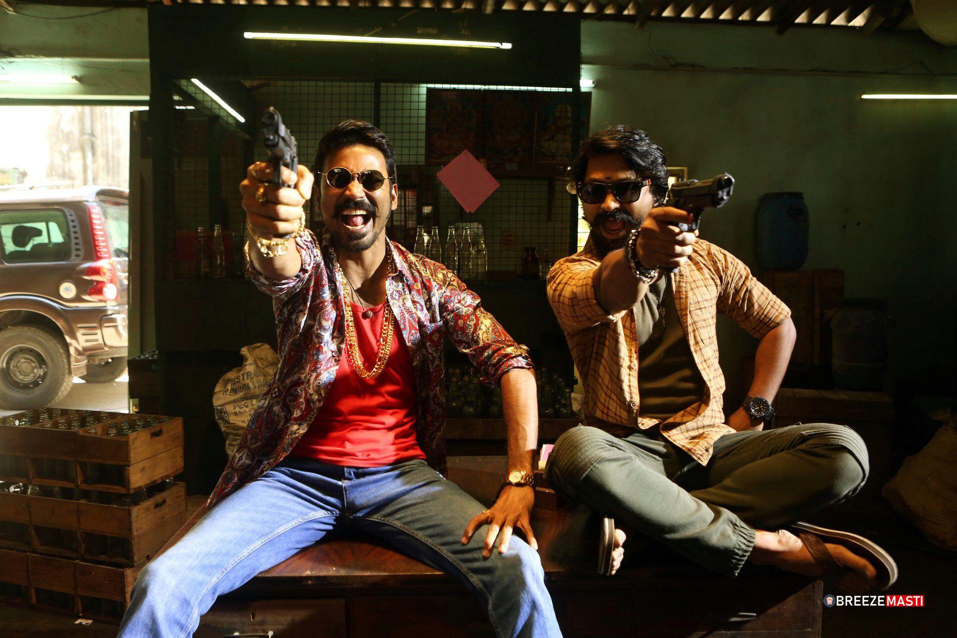 Dhanush - Maari 2 movie High Quality pictures