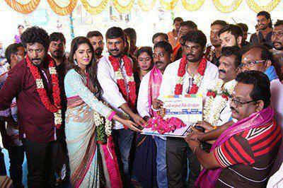 En Kadhali Seen Podura Movie Launch