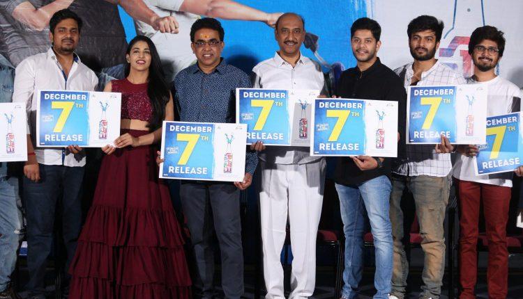 Husharu Movie launch Press Meet photos 2
