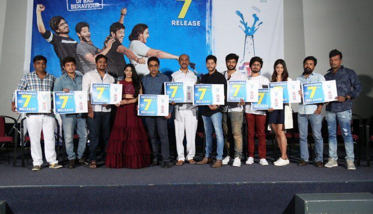 Husharu Movie launch Press Meet photos 3