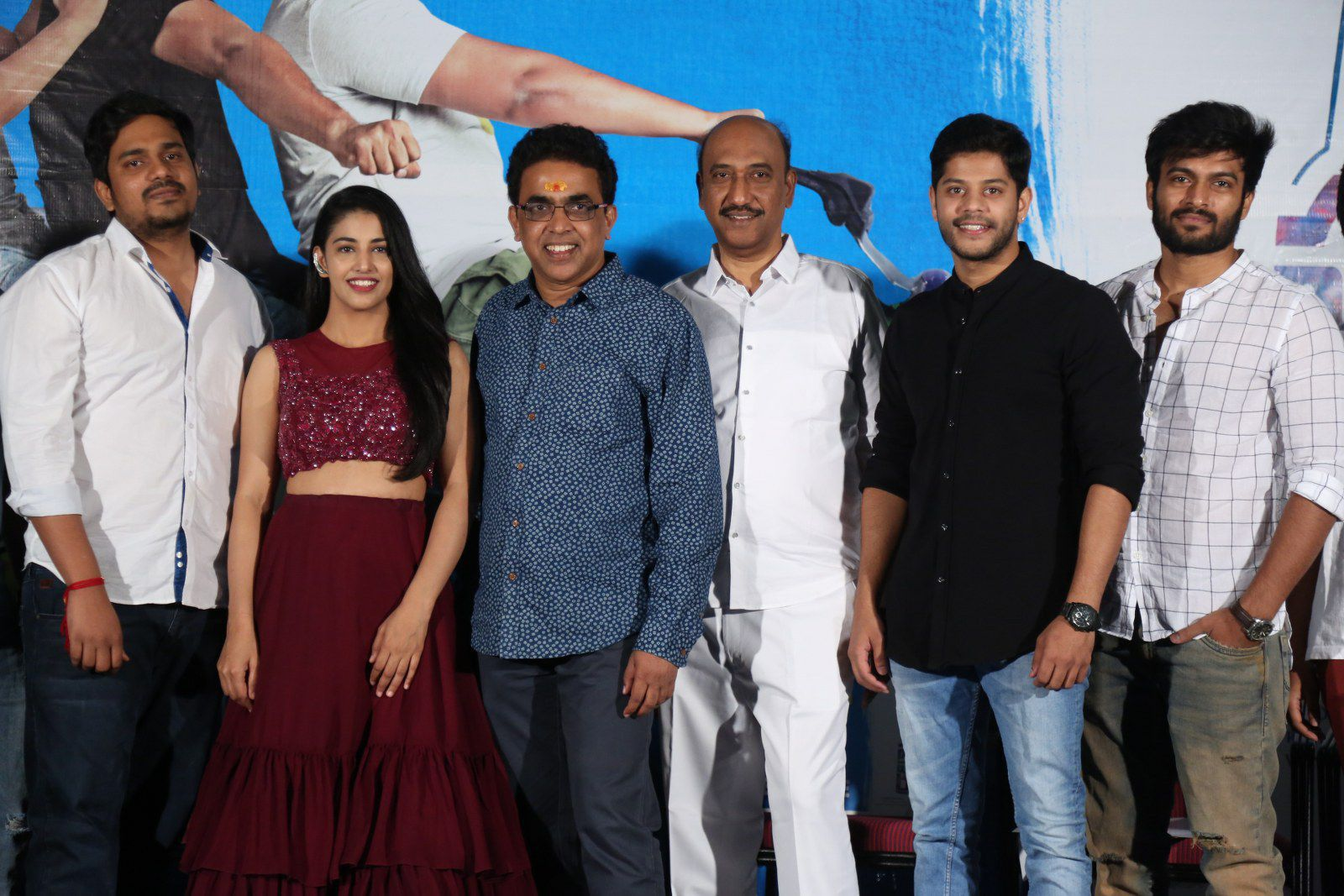 Husharu Movie launch Press Meet photos 4