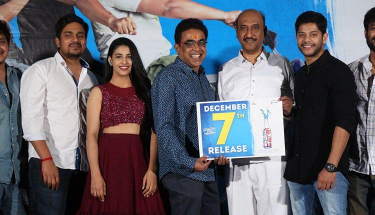 Husharu Movie launch Press Meet photos 5