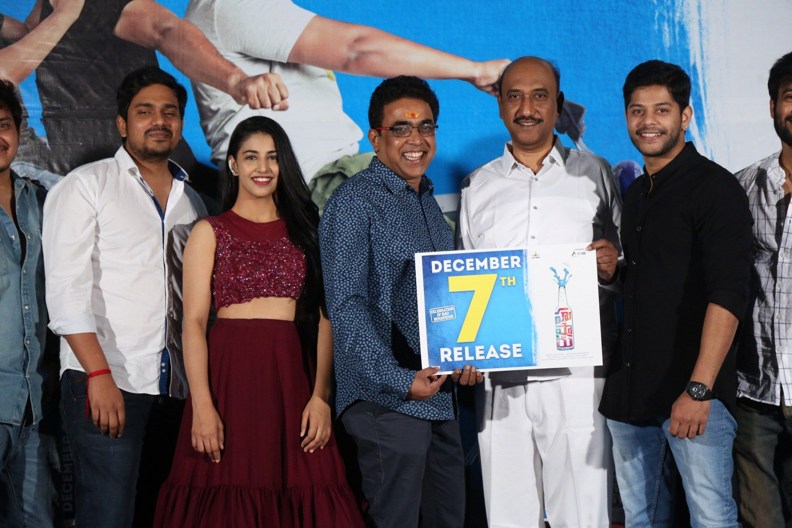 Husharu Movie launch Press Meet photos 5