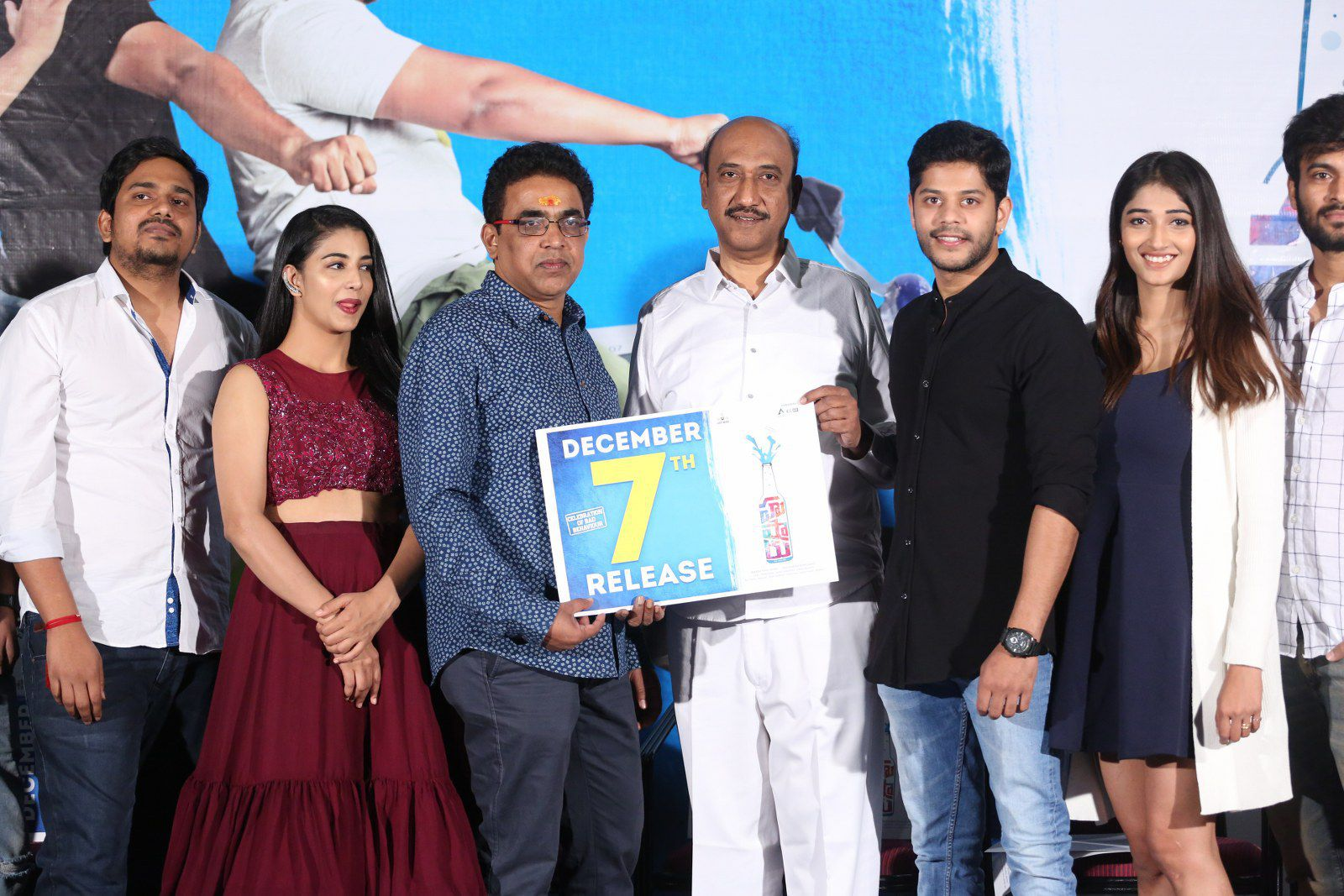Husharu Movie launch Press Meet photos 6