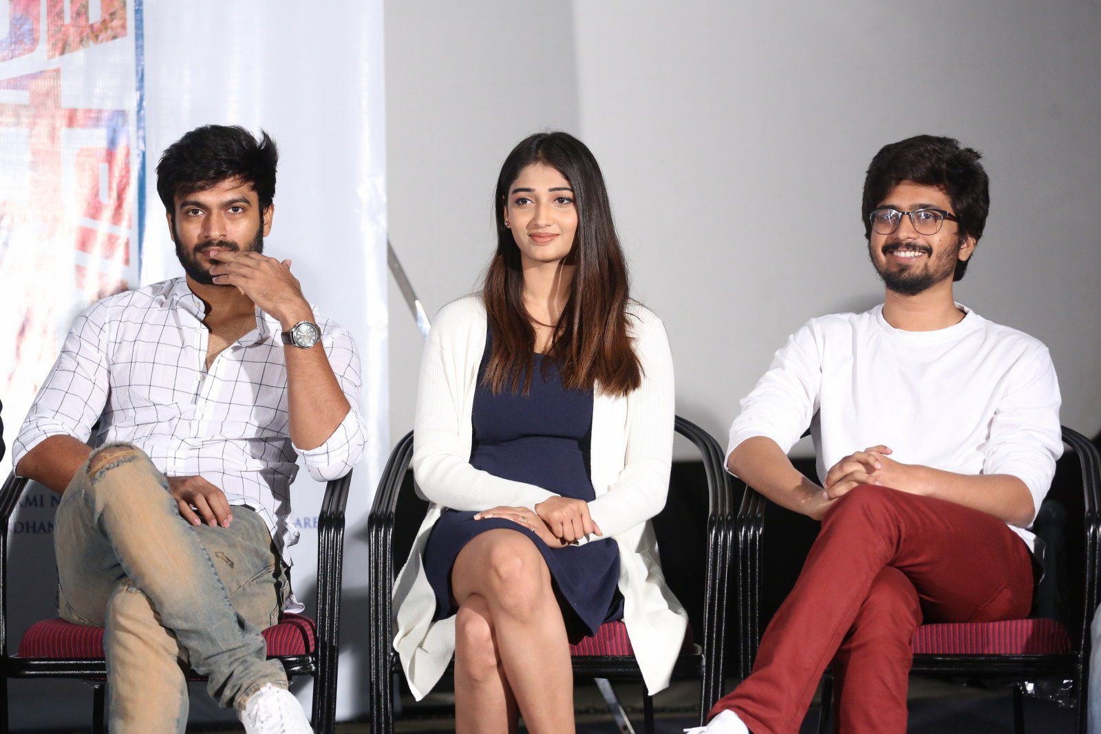 Husharu Movie launch Press Meet stills 1