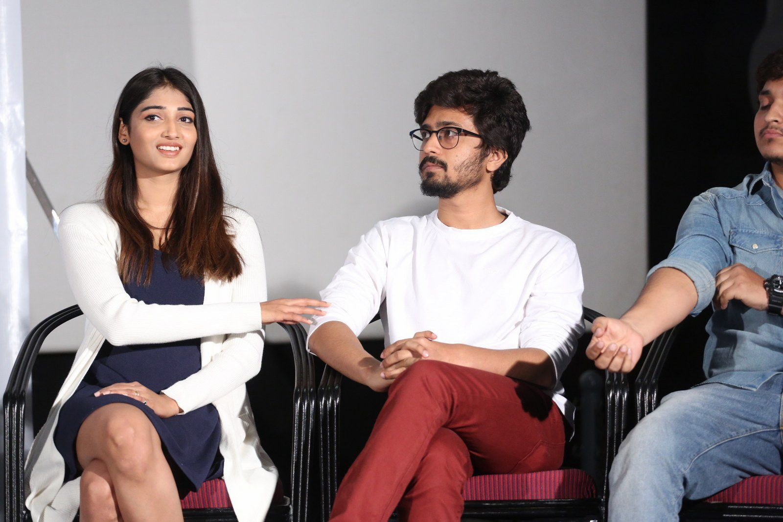 Husharu Movie launch Press Meet stills 10