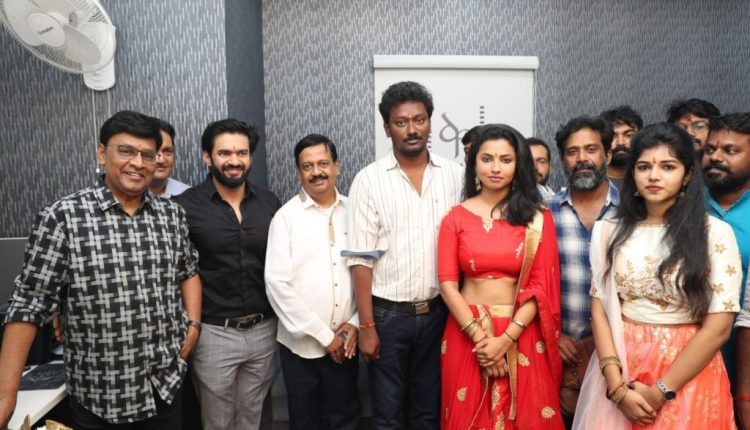 Ikk Tamil Movie Pooja Event Photoshoot Stills (10)