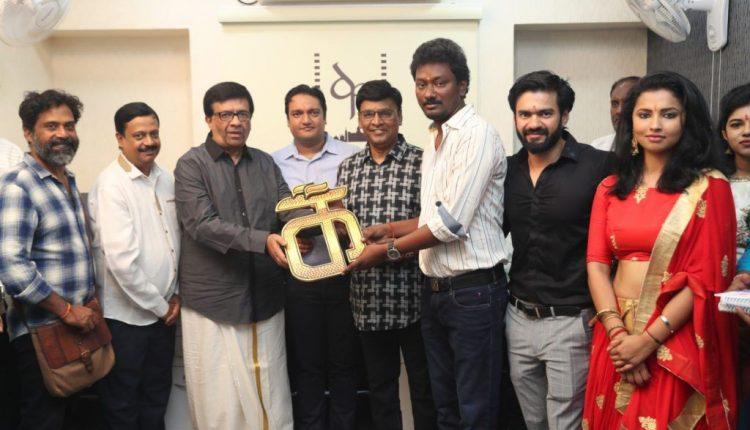 Ikk Tamil Movie Pooja Event Photoshoot Stills (15)