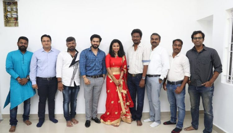 Ikk Tamil Movie Pooja Event Photoshoot Stills (17)
