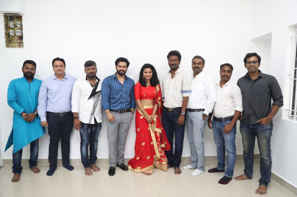 Ikk Tamil Movie Pooja Event Photoshoot Stills (17)