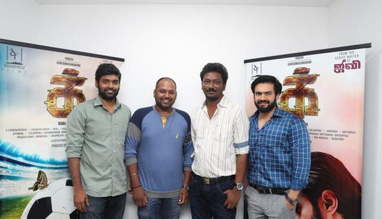Ikk Tamil Movie Pooja Event Photoshoot Stills (20)