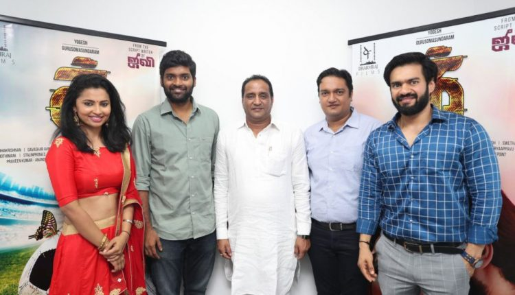 Ikk Tamil Movie Pooja Event Photoshoot Stills (4)