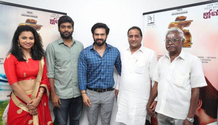 Ikk Tamil Movie Pooja Event Photoshoot Stills (5)