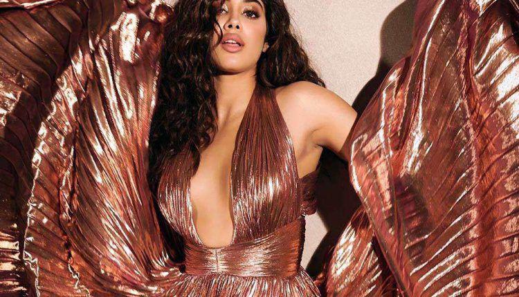 Janhvi Kapoor Hot At Elle Awards 2019