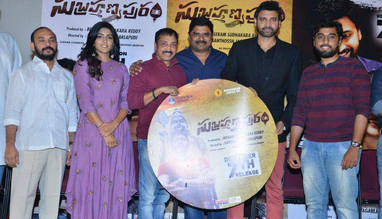 Subramaniapuram Movie Audio Launch stills Photos Gallery (5)